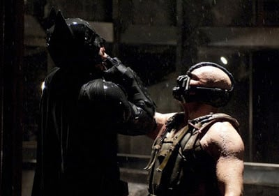 Christopher nolan the dark knight rises batman and bane first but batman doesnt come face to face with him until he is set up by selina kyle the ensuing fight leaves bruce broken in half and the future of gotham voltagebd Images