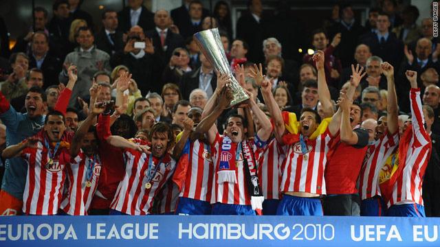 2009 to 2010 Europa League