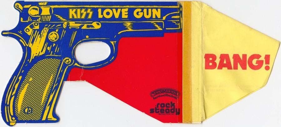 Kiss – Love Gun Lyrics | Genius Lyrics