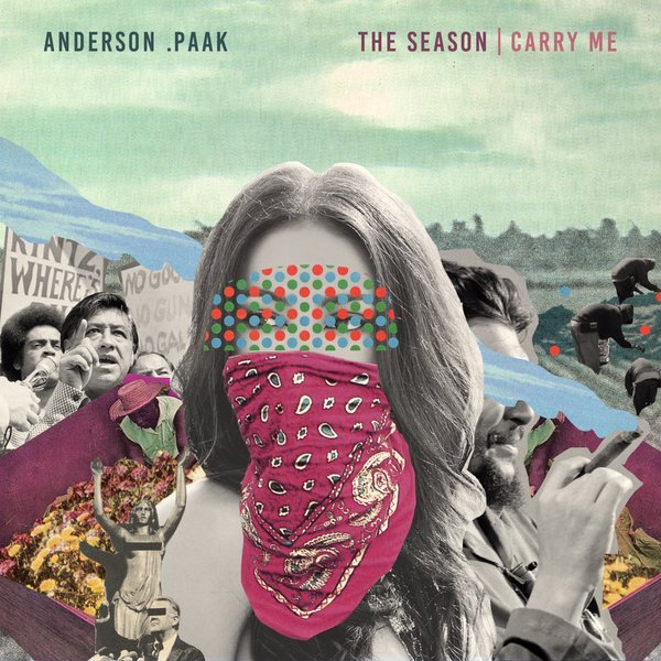 Cover art for The Season / Carry Me by Anderson .Paak