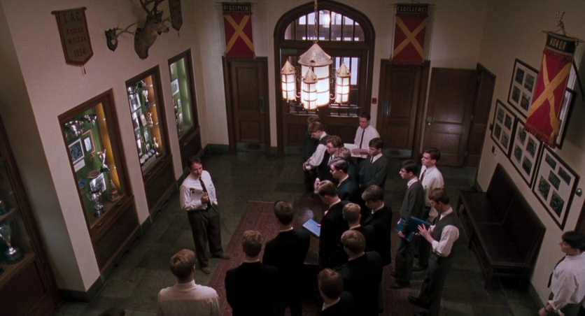 carpe diem dead poets society Print and download in pdf or midi carpe diem i've only seen this movie once,  and that was about 5 years ago, but i loved the score, so in.