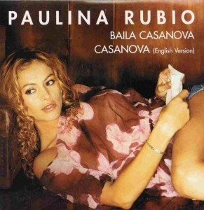 Amazoncom: Sexual Lover: Paulina Rubio: MP3