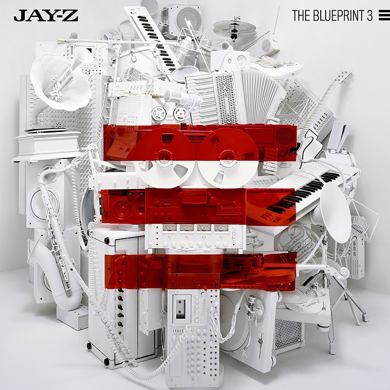 Jay z the blueprint 3 tracklist album art genius cover art 3 malvernweather Image collections