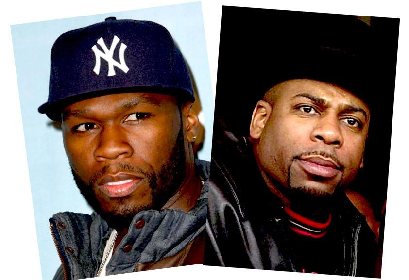 Biografia - 50 Cent - História de Vida e Carreira Foto 11