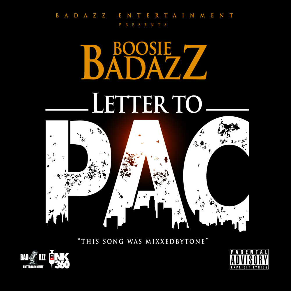 Boosie Badazz – Letter To Pac Lyrics