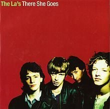 Cover art for There She Goes by The La's