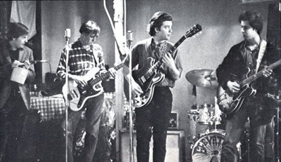 The 13th floor elevators genius for 13th floor band