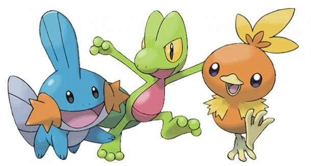 Starters for pokemon omega ruby and alpha sapphire leaked - Pokemon tiplouf ...