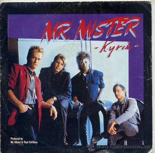 Welcome To Mr Hardison S Page: Mr. Mister – Kyrie Lyrics