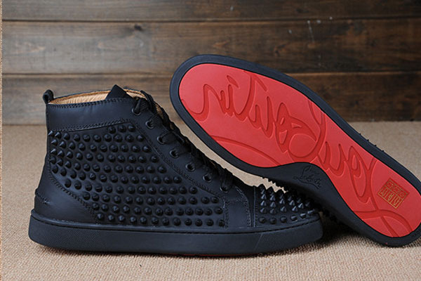 Christian Louis Vuitton Red Bottom Shoes For Men