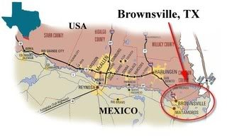 Brownsville girl, show me all around the world