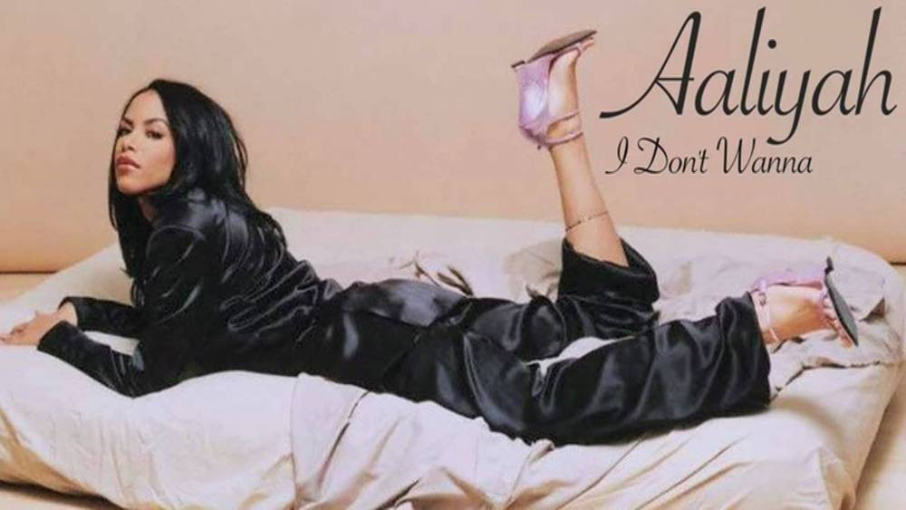 Aaliyah - I Don't Wanna Lyrics - YouTube