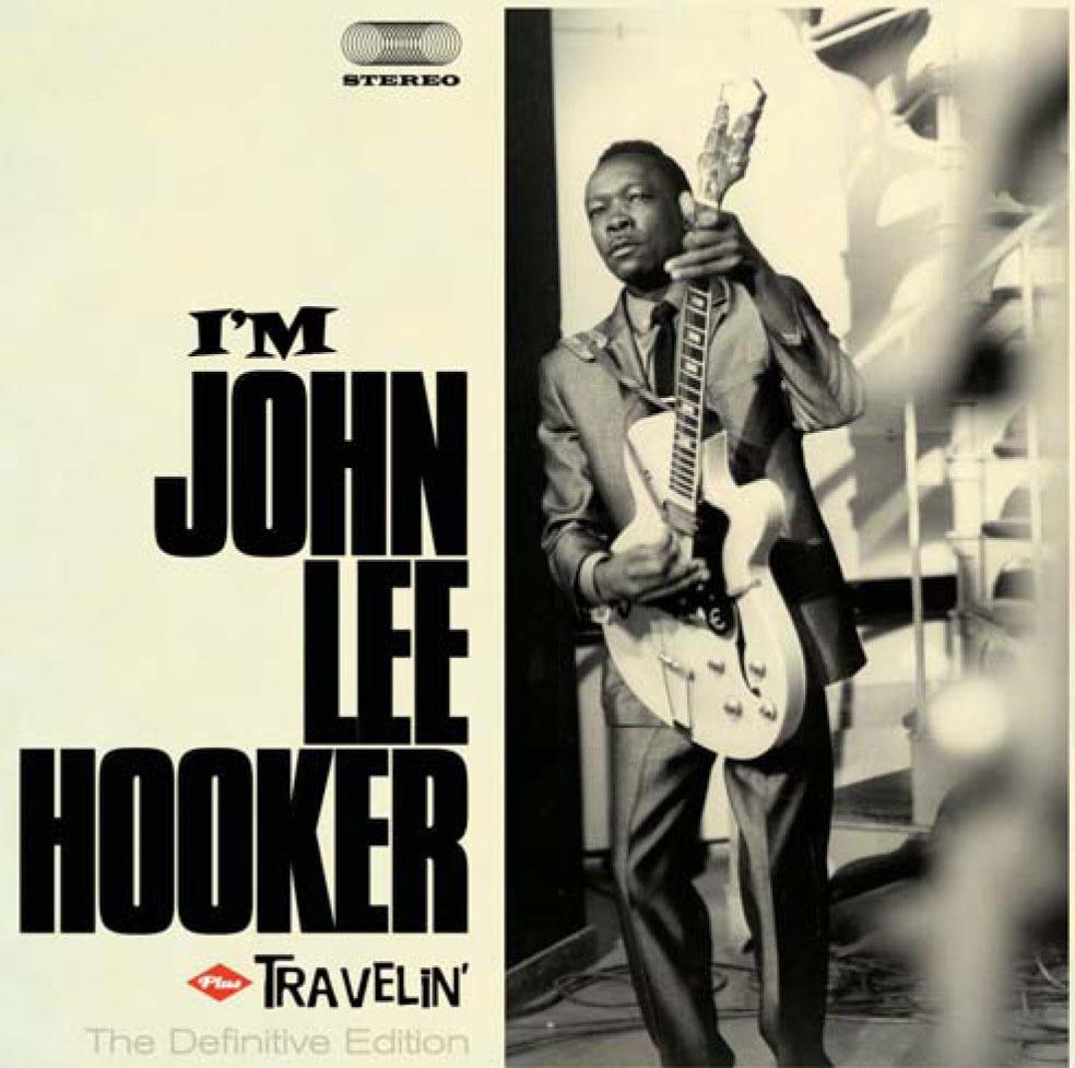 Resultado de imagen de John Lee Hooker