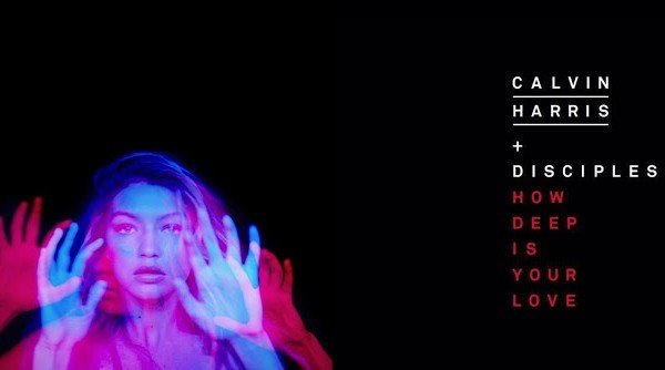 Calvin Harris How Deep Is Your Love Lyrics Genius Lyrics