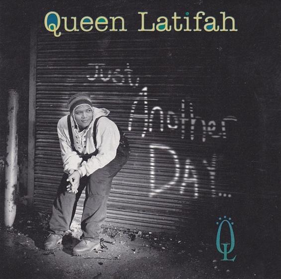 Queen latifah just another day lyrics