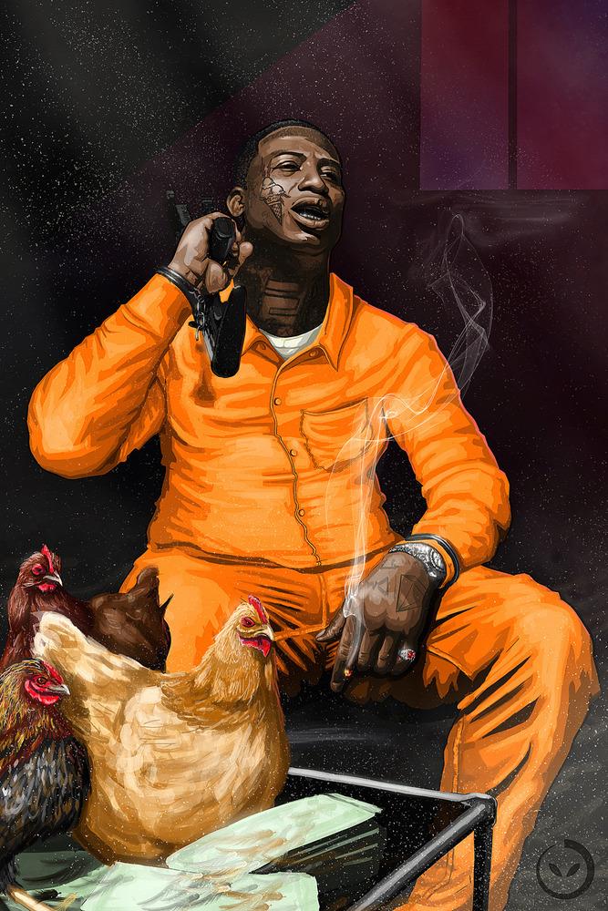 Gucci mane im the shit bitch lyrics