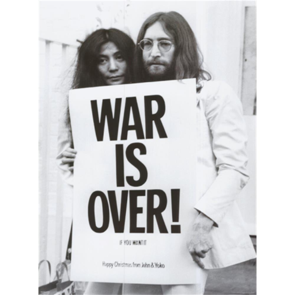 John Lennon Yoko Ono Happy Xmas War Is Over Lyrics Genius Lyrics