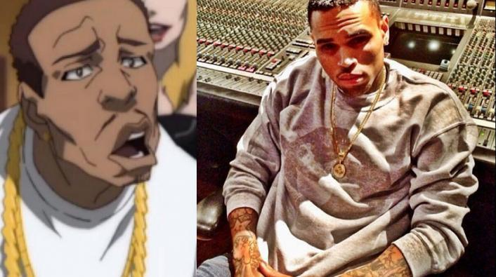 Comparing Boondocks Characters To Rappers Genius
